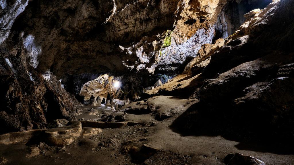 Polovragi Cave Gorj County